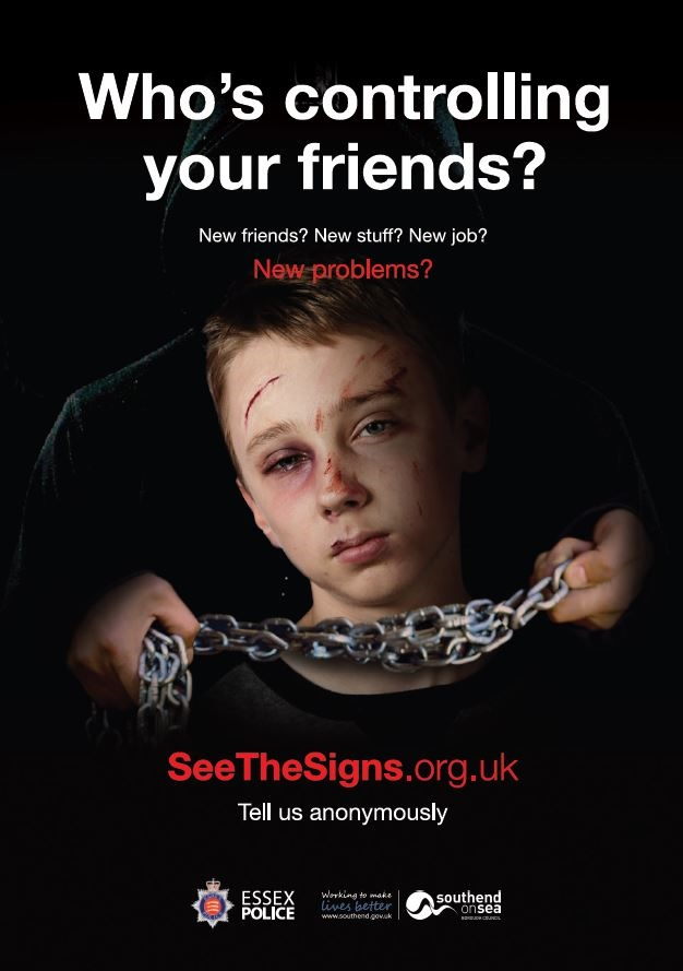 Who's controlling your friends?  New friends?  New stuff?  New job?  New problems?  Seethesigns.org.uk Tell us anonymously